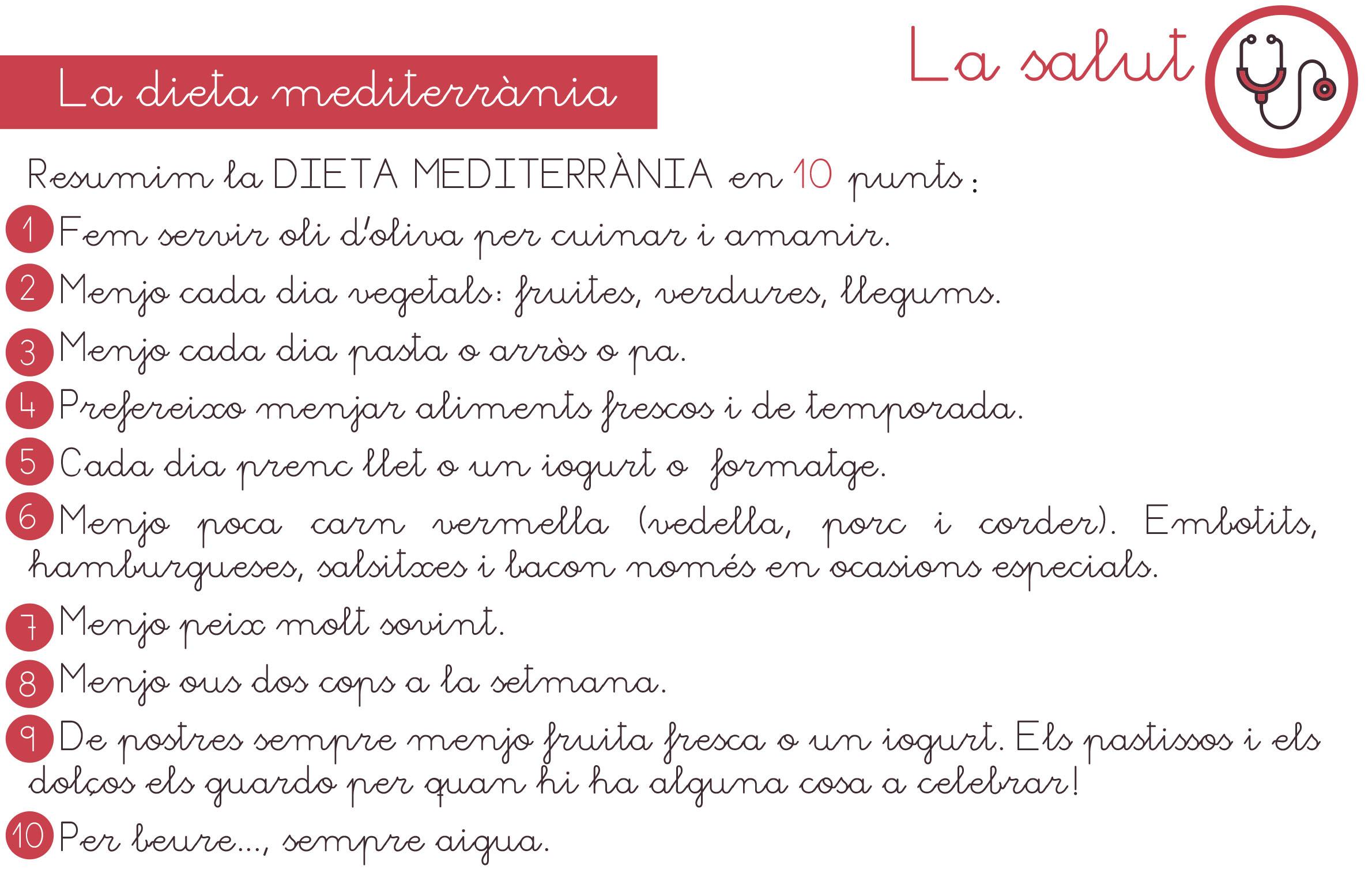 CI-3.1. La dieta mediterrània