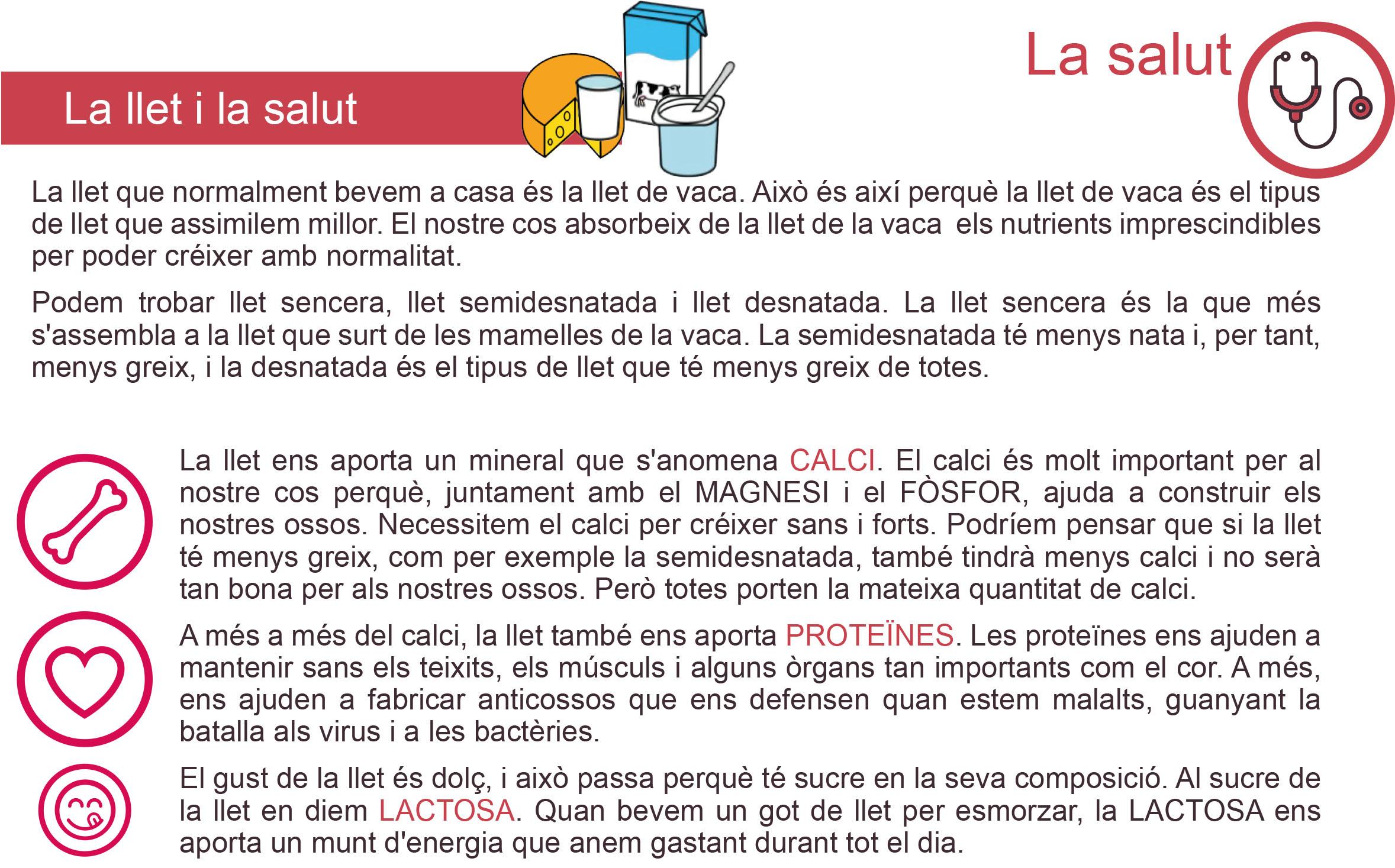CM-3.5. Llet i salut