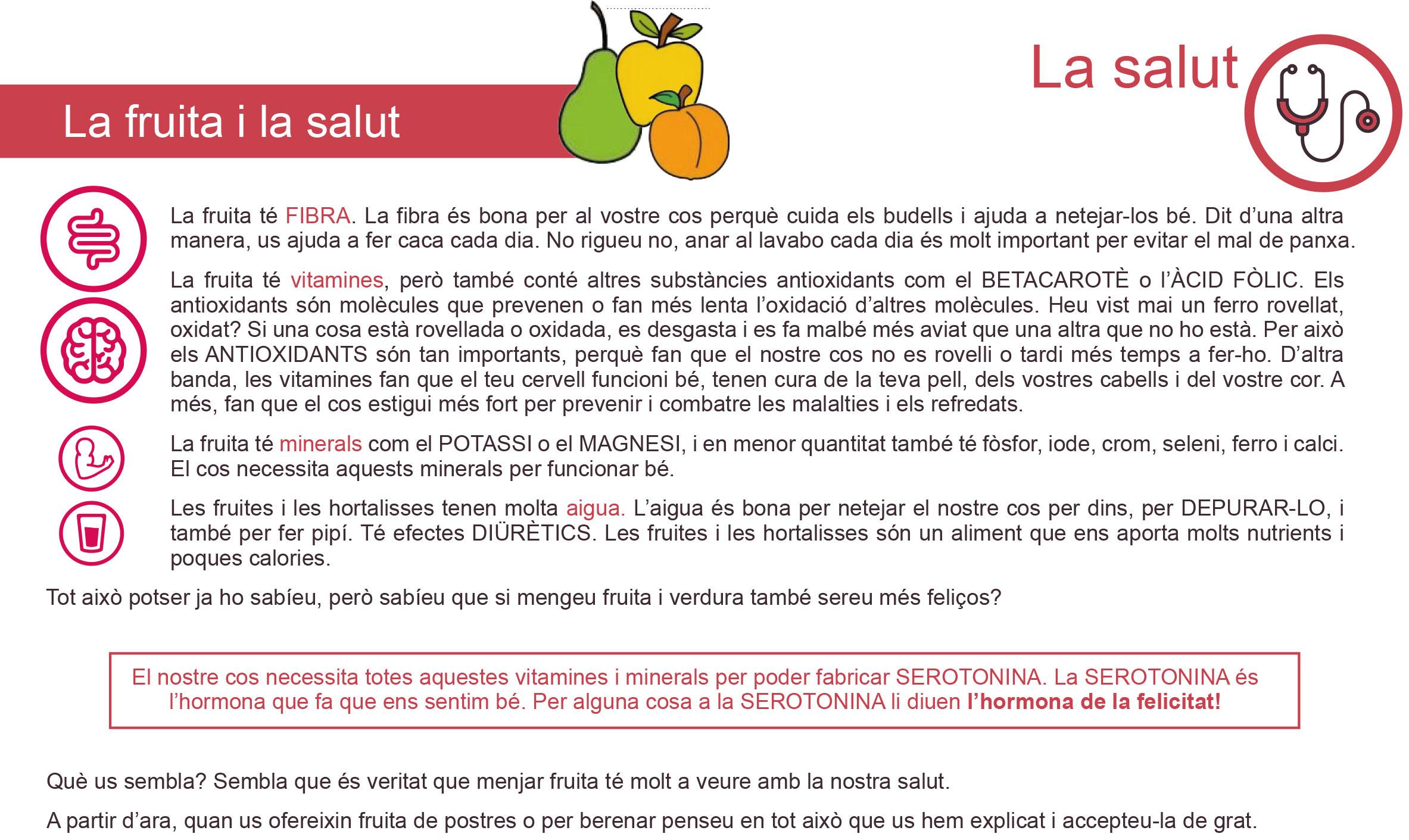 CS-3.4. Fruita i salut